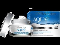 Интензивен овлажняващо-регенериращ дневен крем SPF 15 - Aqua Plus - Miraculum