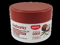 Хидратираща и омекотяваща маска за коса с кокосово масло - Babaria