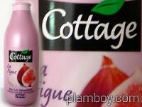 Пяна за вана, душ-гел и течен сапун 3 в 1 със смокиня-Cottage