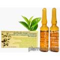 Ампули с екстракт от зелен чай и хиалуронова киселина-Ауриметрия