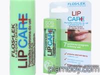 Защитен балсам за устни с витамин А и Е - Floslek