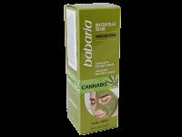 Почистваща маска за лице с екстракт от канабис - Babaria