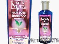 Шампоан против косопад и накъсване-Natur Vital