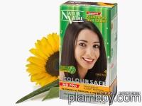 Безамонячна боя за коса с плант кератин без PPD - Natur Vital