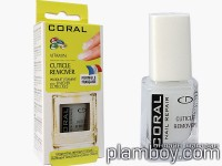 Балсам за нокти за премахване на загрубяла кожа Coral Pharma - Delia