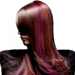 Боядисана и третирана коса