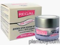 Дневен крем против бръчки UVA + UVB защита с ботокс ефект - Rosa Impex