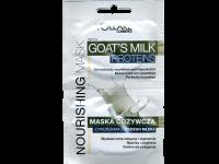 Подхранваща маска за лице с протеин от козе мляко Vollare - Verona