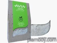 Почистваща ръчно добира сиво-зелена хума на прах - Авиа