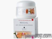 Дневен овлажняващ крем за лице с UV филтър, oрхидея - Rosa Impex
