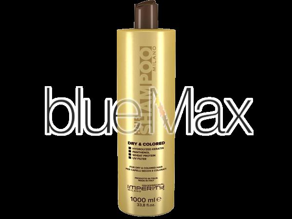 Шампоан за суха и боядисана коса с UV филтри – Imperity Professional