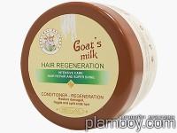 Възстановяващ балсам за коса с козе мляко - Rosa Impex