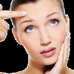 Против бръчки козметика