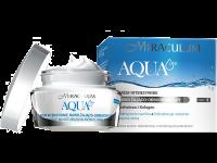 Интензивен овлажняващо-регенериращ нощен крем - Aqua Plus - Miraculum