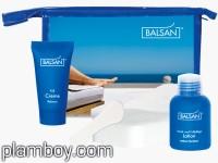 Комплект за премахване на мъртва и загрубяла кожа Travel set - Balsan