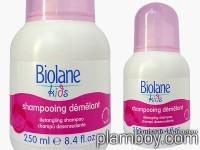 Нежен шампоан за разплитане на коса за деца над 3 години - Biolane
