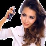 Лак и пяна за коса