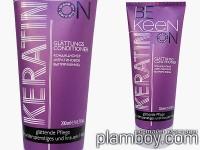 Балсам за къдрава и непокорна коса кератин - Keen