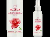 Козметична розова вода спрей 100% натурална, 120 мл - Rozeda
