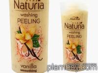 Измиващ пилинг за тяло с ванилия Naturia body - Joannа