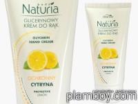 Защитен глицеринов крем за ръце с екстракт от лимон - Joanna