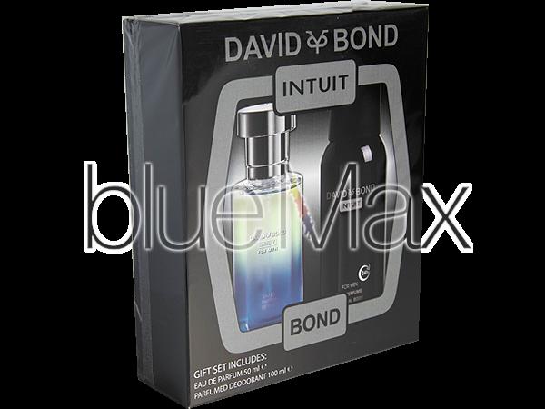 Мъжки подаръчен комплект David Bond - Gardeny