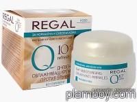 Дневeн крем за нормална и смесена кожа с масло от ориз и шеа Regal Q10 - Rosa Impex