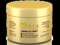 Маска за боядисана и третирана коса с кератин Vanilla Light, 250 мл - Imperity