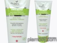 Антибактериален почистващ гел за лице за мазна кожа - Anti Acne - Floslek