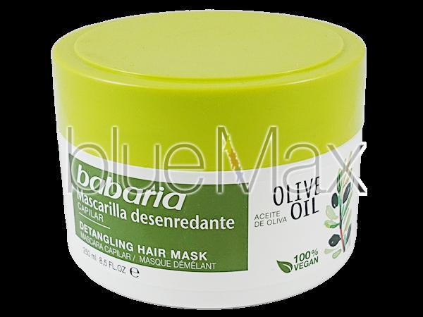 Интензивно подхранваща маска за коса с екстракт от зехтин за всеки тип коса - Babaria