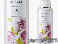 Антибактериален гел за измиване за всеки тип кожа с магнолия - Rosa Impex