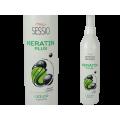 Течен кератин без измиване за суха коса - Chantal