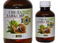 Антиоксидантна хранителна добавка с екстракт от охлюви Snail Elixir - Алекс 1977