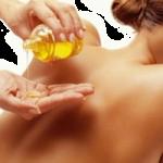 Масажно олио, масажен крем