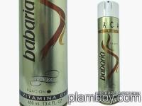 Лак за коса със силна фиксация - Babaria