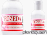 Козметична розова вода 100% натурална, 50 мл - Rozeda