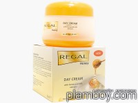 Дневен крем за лице с мед и мляко - Regal - Rosa Impex