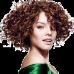 Къдрава и непокорна коса