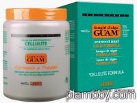 Антицелулитна кал за тяло с охлаждащ ефект с водорасли и етерични масла - Guam