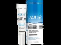 Овлажняващо-изглаждащ крем за очи и клепачи - Aqua Plus - Miraculum