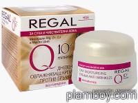 Дневен крем против бръчки за суха и чувствителна кожа с минерали Regal Q10 – Rosa Impex