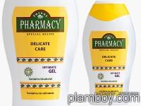 Гел за интимна хигиена с билки - Forest pharmacy - Rosa Impex