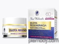 Златно възстановяване дневен крем за лице против бръчки 60+ - Pani Walewska