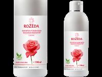 Козметична розова вода 100% натурална, 200 мл - Rozeda